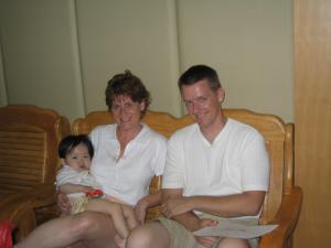 cory karry leeloo adoption pic